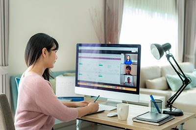Modern workplace solutions - work from home, work from anywhere.