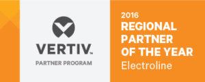 Vertiv Partner Award