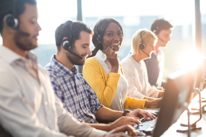 EDCi contact center solutions will help you create a top notch customer experience.