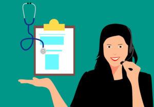 Healthcare Contact Center Electronic Health Record